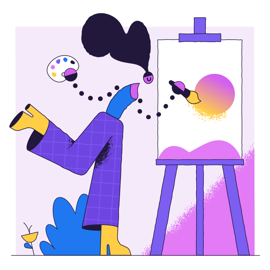 style Painting Vector images in PNG and SVG | Icons8 Illustrations
