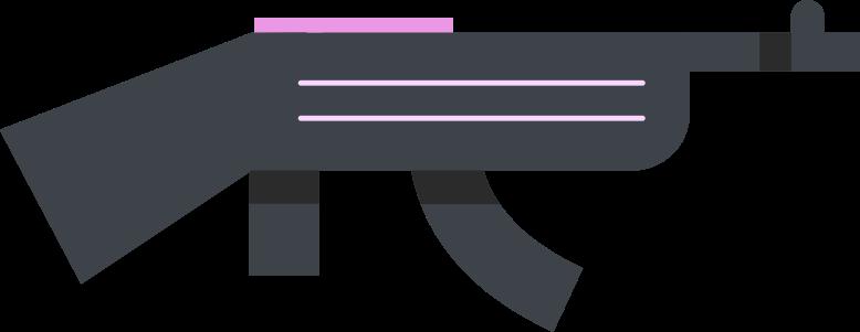 gun Clipart illustration in PNG, SVG