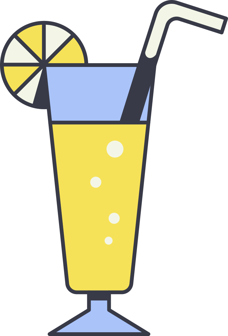 coctail Clipart illustration in PNG, SVG