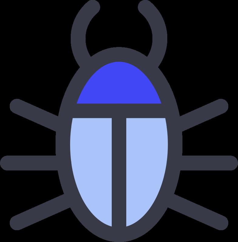 bug Clipart illustration in PNG, SVG
