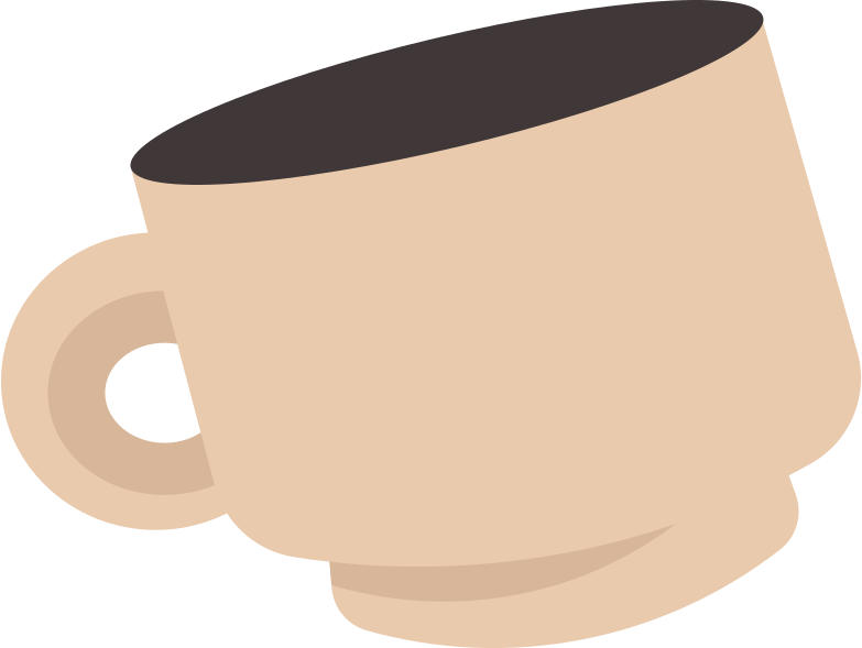 cup Clipart illustration in PNG, SVG