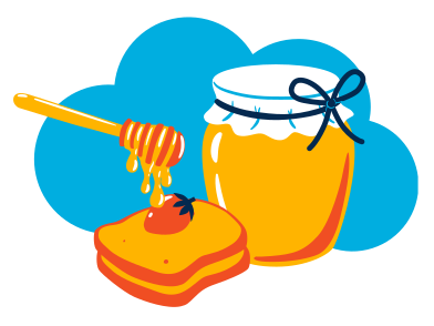 style Delicious breakfast images in PNG and SVG | Icons8 Illustrations