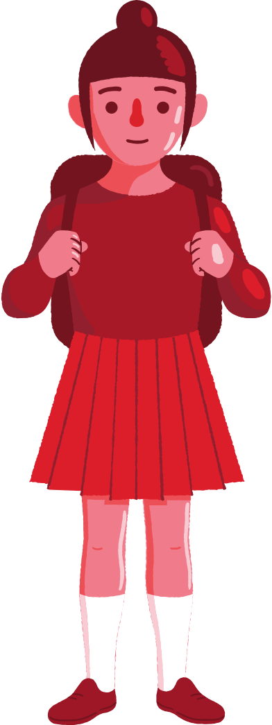 style school girl images in PNG and SVG   Icons8 Illustrations
