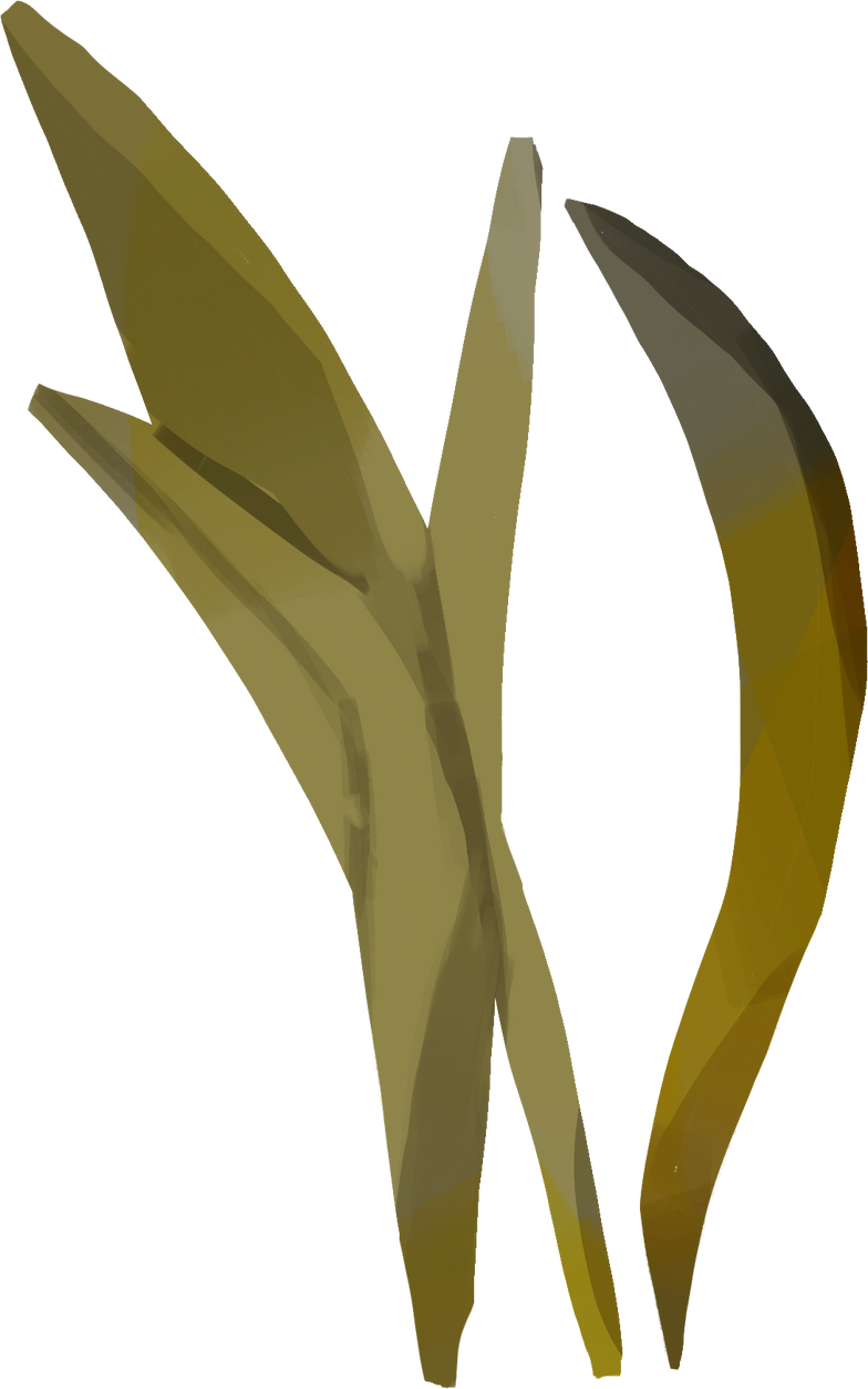 green leaves Clipart illustration in PNG, SVG