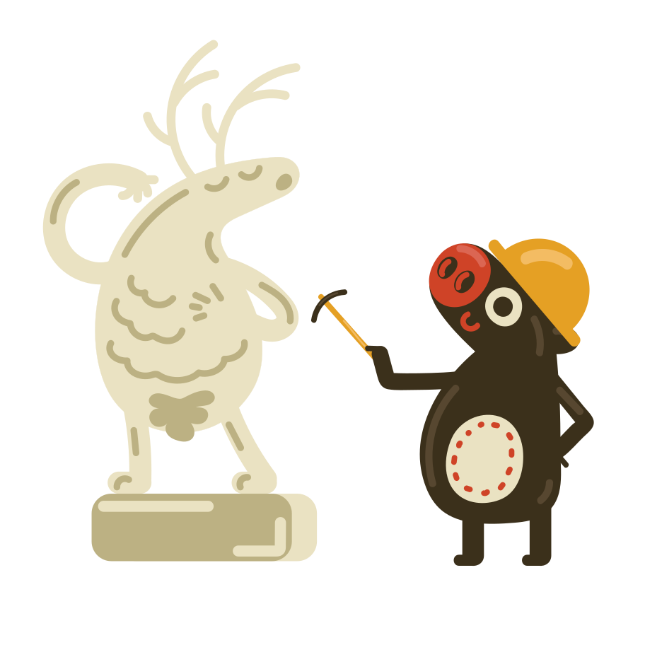 Sculptor Clipart illustration in PNG, SVG