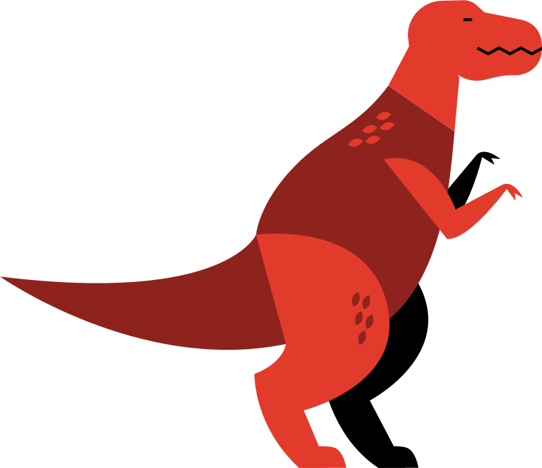 dinosaurs Clipart illustration in PNG, SVG