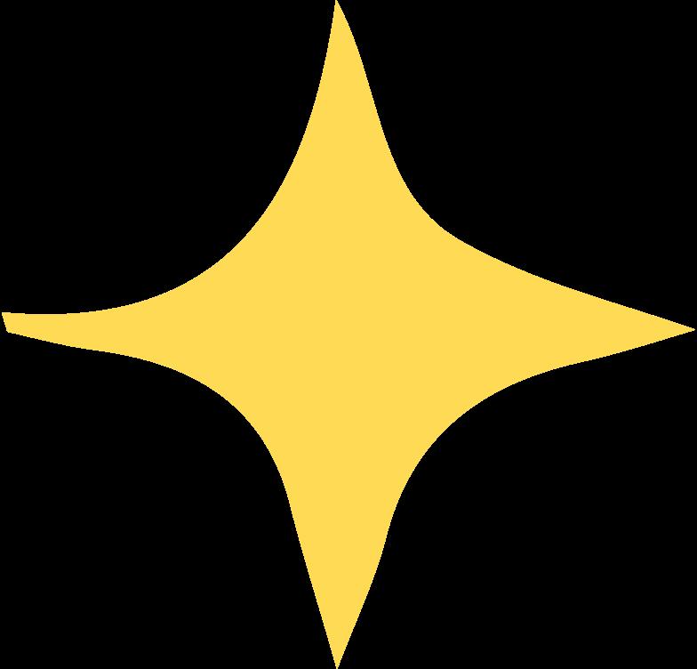 Иллюстрация желтая звезда в стиле  в PNG и SVG | Icons8 Иллюстрации