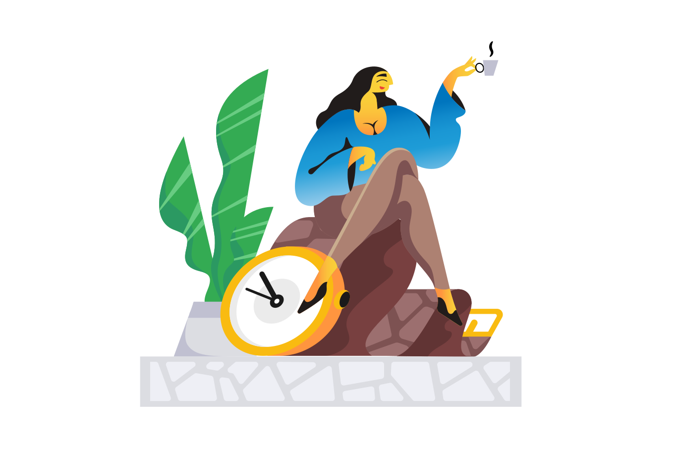 style Waiting Vector images in PNG and SVG   Icons8 Illustrations