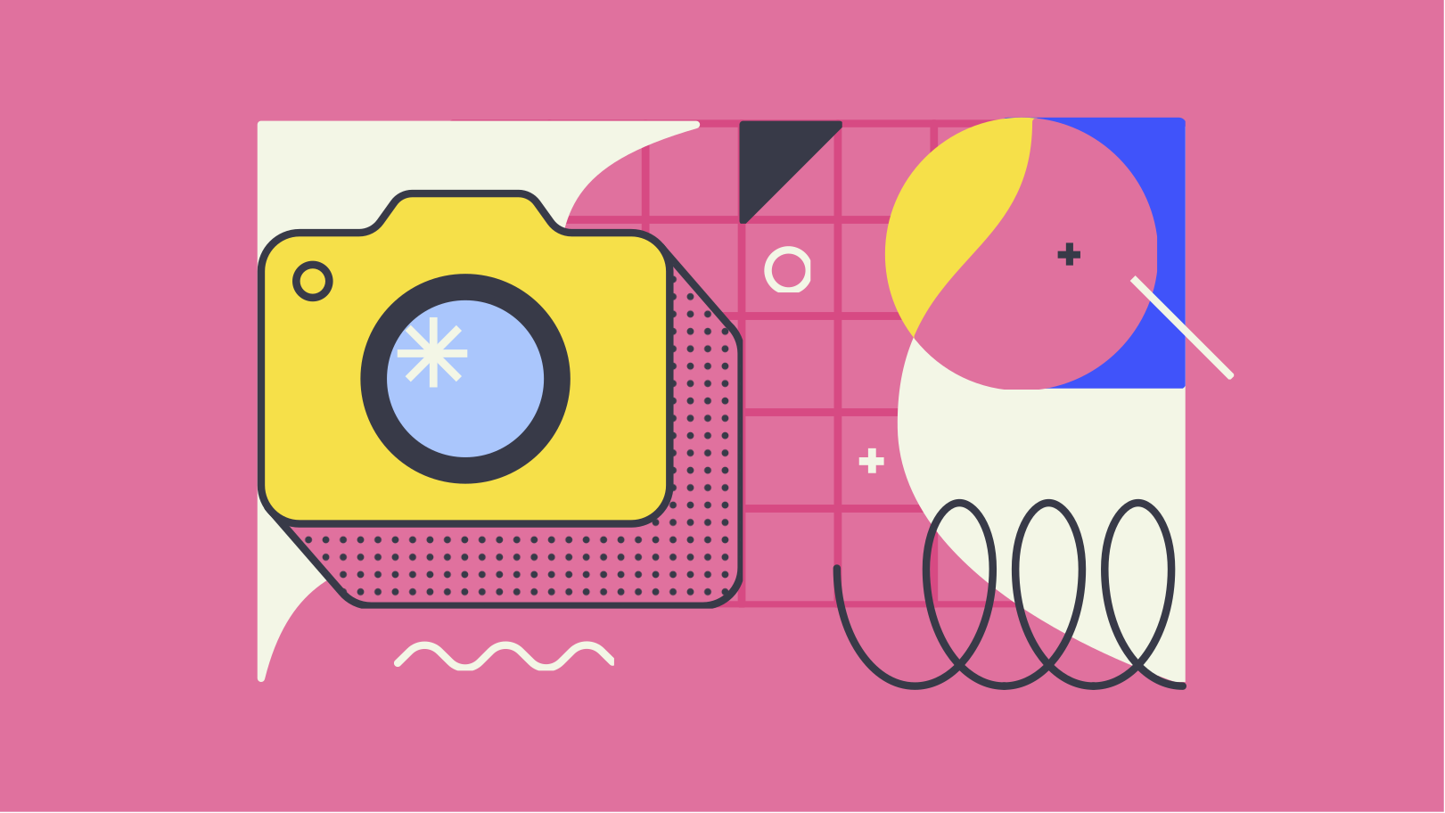 Camera access Clipart illustration in PNG, SVG