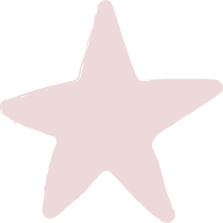 star-pink Clipart illustration in PNG, SVG