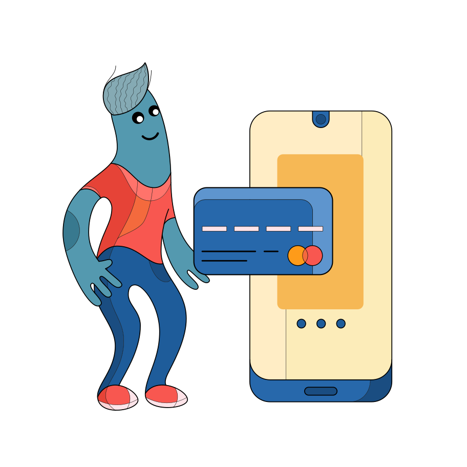 Payment Clipart illustration in PNG, SVG