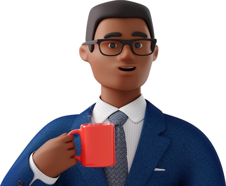 style with coffee man   close-up Vector images in PNG and SVG | Icons8 Illustrations