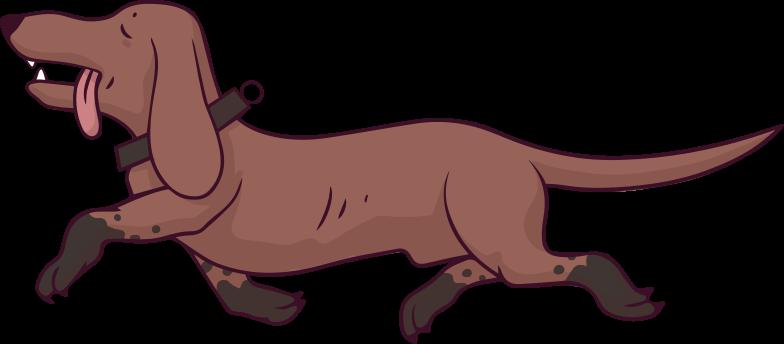 dog Clipart-Grafik als PNG, SVG