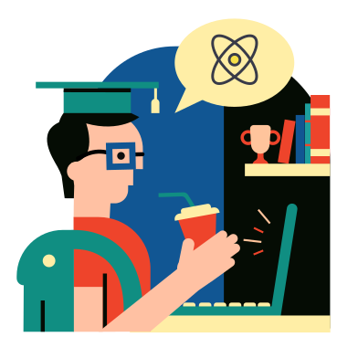 style Home education images in PNG and SVG | Icons8 Illustrations