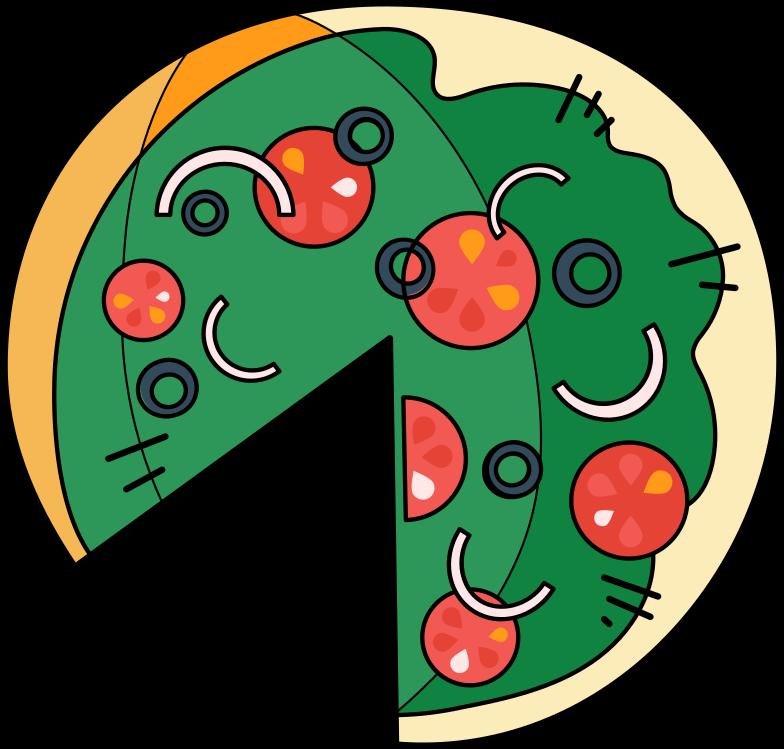 Vektorgrafik im  Stil ich pizza als PNG und SVG | Icons8 Grafiken