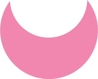 style crescent pink images in PNG and SVG | Icons8 Illustrations