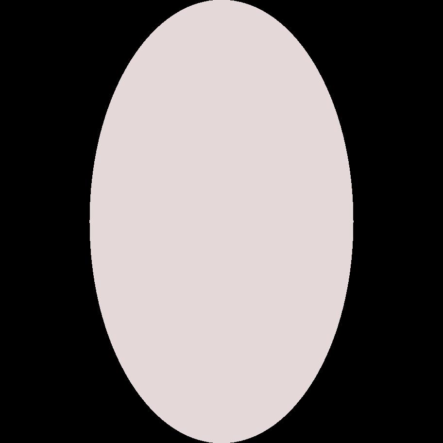 ellipse nude Clipart illustration in PNG, SVG