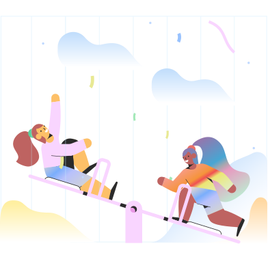 style Children at the playground images in PNG and SVG | Icons8 Illustrations