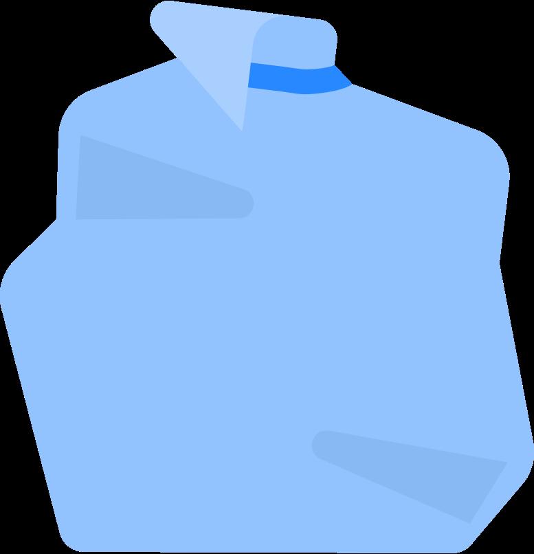 santa sack Clipart illustration in PNG, SVG