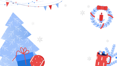 style Christmas decoration images in PNG and SVG | Icons8 Illustrations