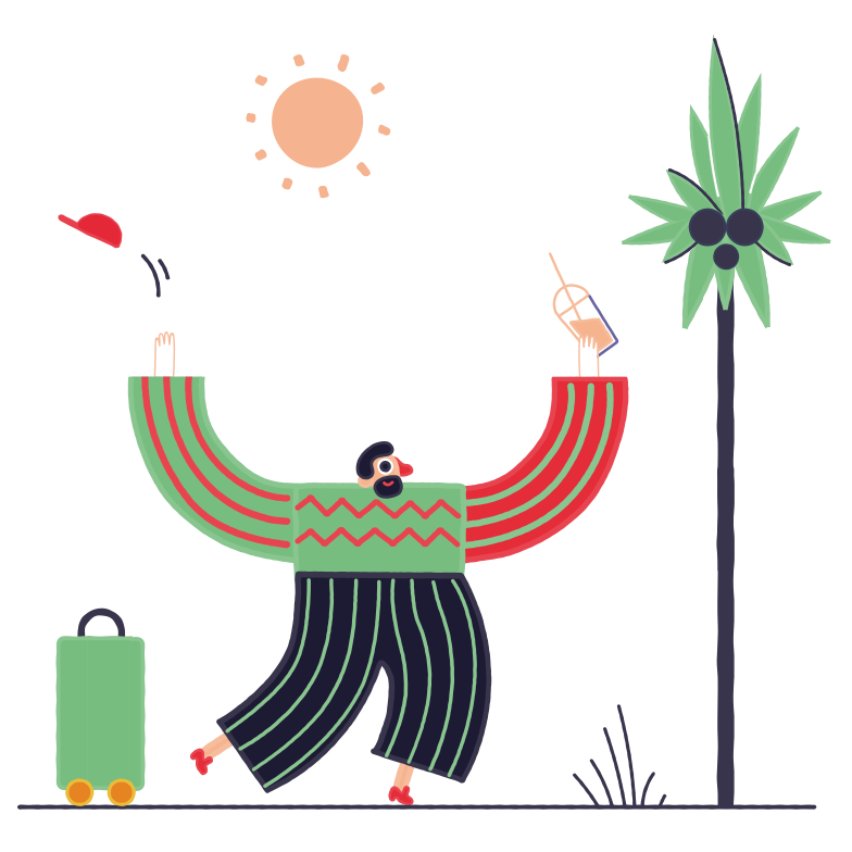 style Vacation Vector images in PNG and SVG | Icons8 Illustrations