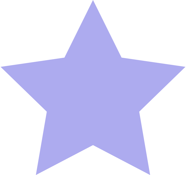 star-purple Clipart illustration in PNG, SVG