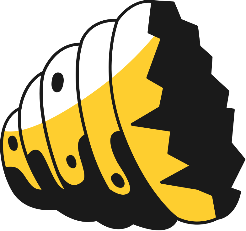 style broken hive lower half Vector images in PNG and SVG | Icons8 Illustrations