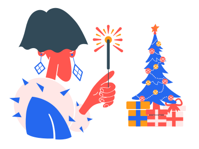 style クリスマスの輝き images in PNG and SVG | Icons8 Illustrations