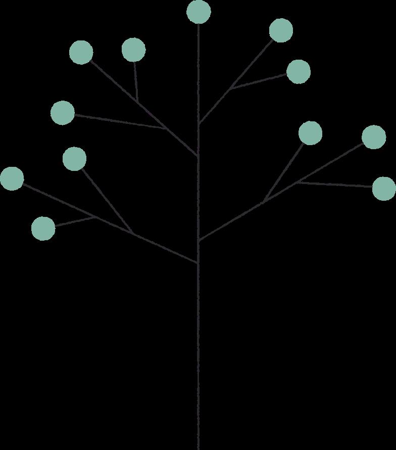 Style  tree Images vectorielles en PNG et SVG | Icons8 Illustrations