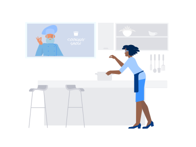 style Cooking show images in PNG and SVG | Icons8 Illustrations