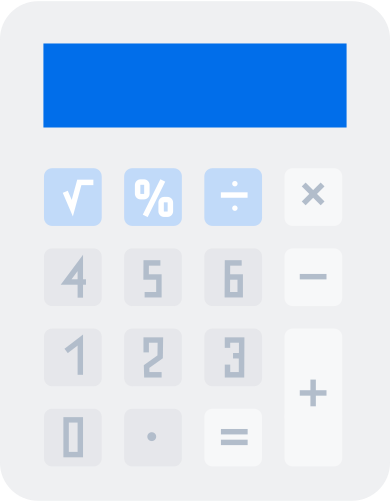 style calculator images in PNG and SVG | Icons8 Illustrations