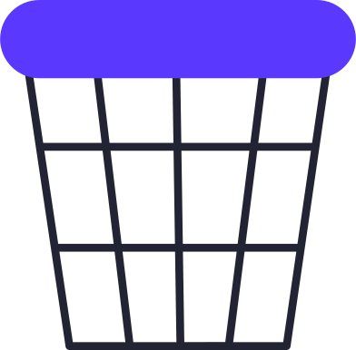 style trash can images in PNG and SVG   Icons8 Illustrations