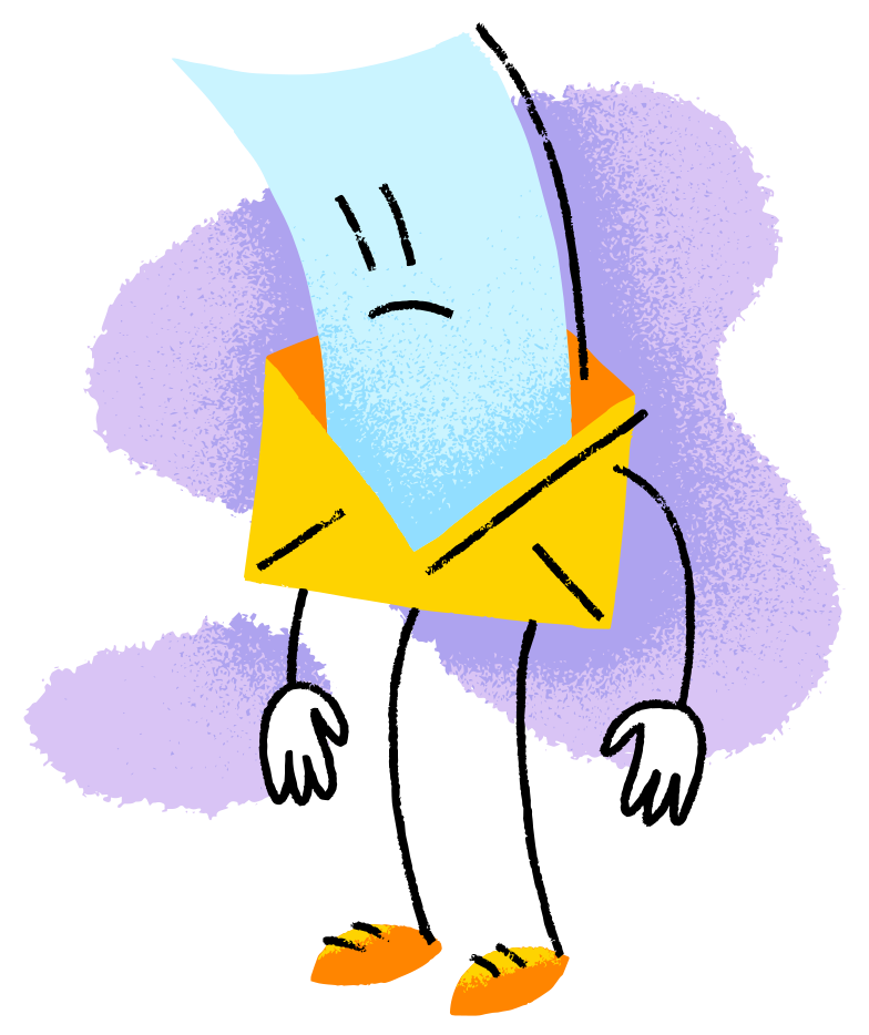 Unsubscribe Clipart illustration in PNG, SVG