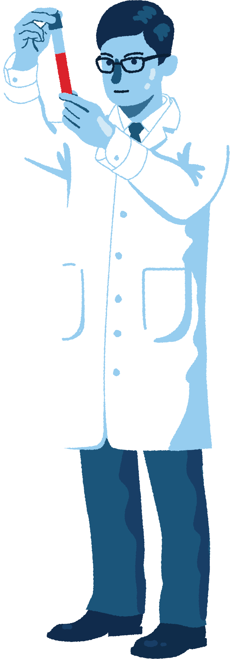Médico Clipart illustration in PNG, SVG