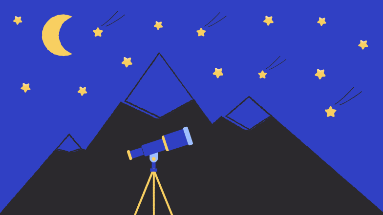 style Telescope Vector images in PNG and SVG | Icons8 Illustrations