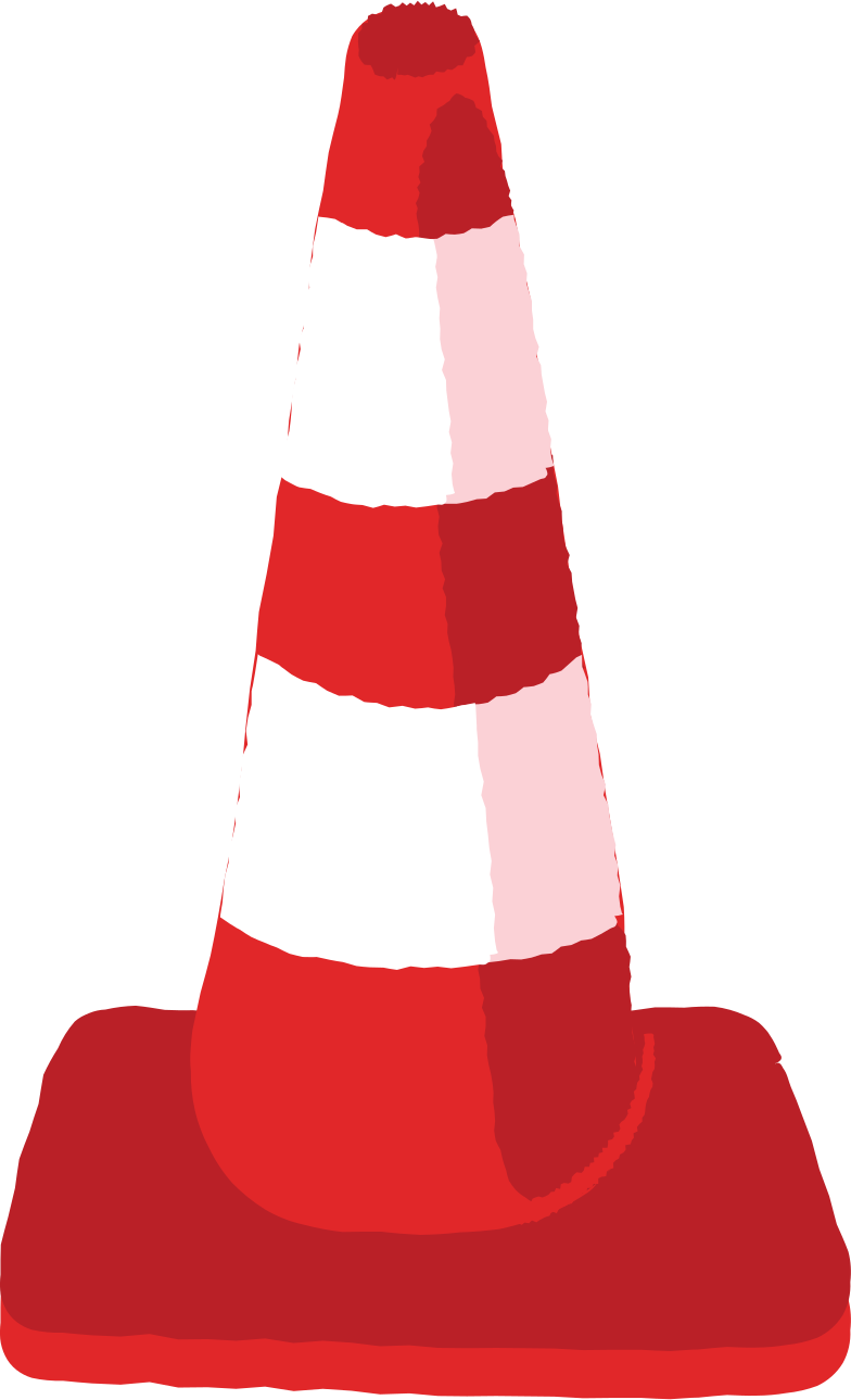 style traffic cone Vector images in PNG and SVG | Icons8 Illustrations