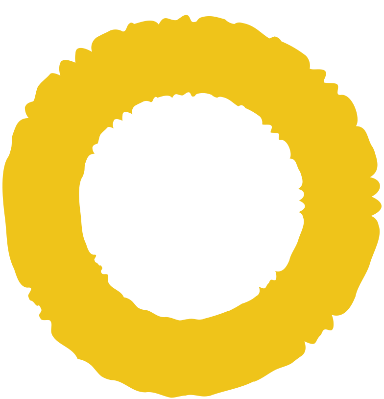 ring yellow Clipart illustration in PNG, SVG
