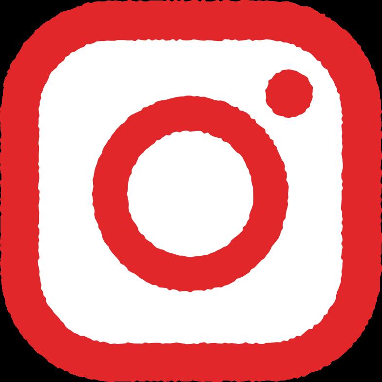 social media instagram Clipart illustration in PNG, SVG