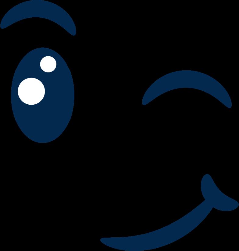 emotion playful Clipart illustration in PNG, SVG