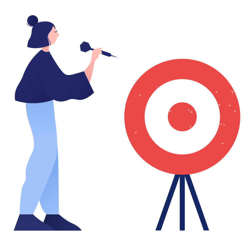 style Targeting Vector images in PNG and SVG | Icons8 Illustrations