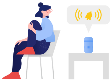 style Smart speaker- notification images in PNG and SVG | Icons8 Illustrations
