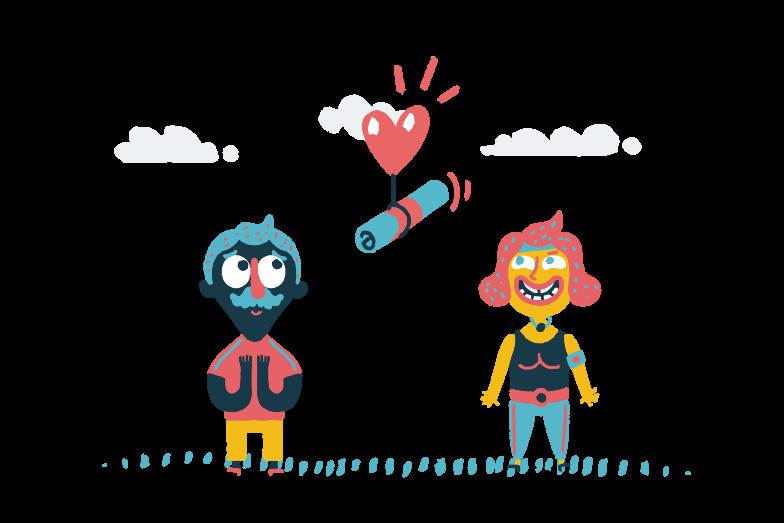 PNGとSVGの  スタイルの バレンタインデーのメッセージ ベクターイメージ | Icons8 イラスト