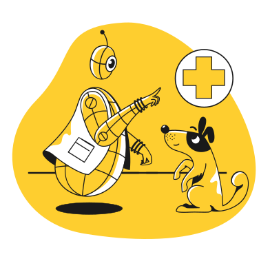 style Veterinar images in PNG and SVG | Icons8 Illustrations