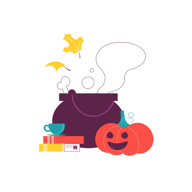 style Witch's caldron images in PNG and SVG | Icons8 Illustrations