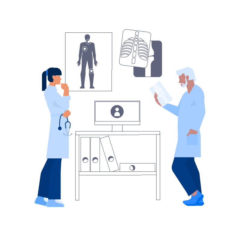 style Telemedicine Vector images in PNG and SVG | Icons8 Illustrations
