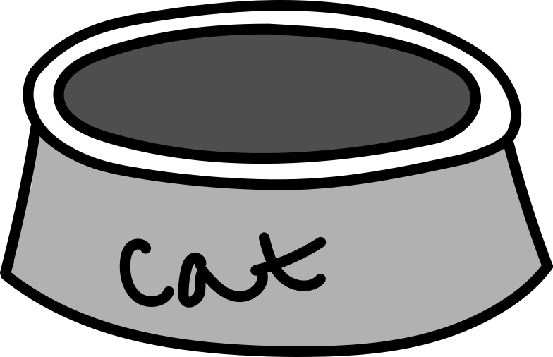 style cat bowl Vector images in PNG and SVG | Icons8 Illustrations