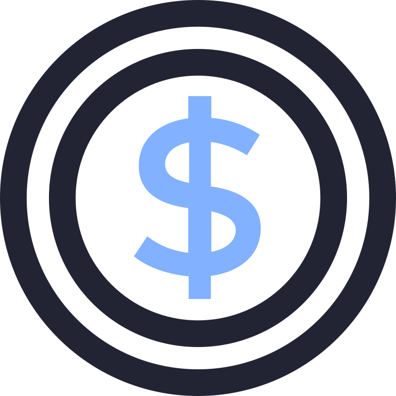 payment processed  coin Clipart illustration in PNG, SVG