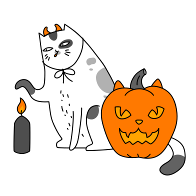 style Halloween images in PNG and SVG | Icons8 Illustrations