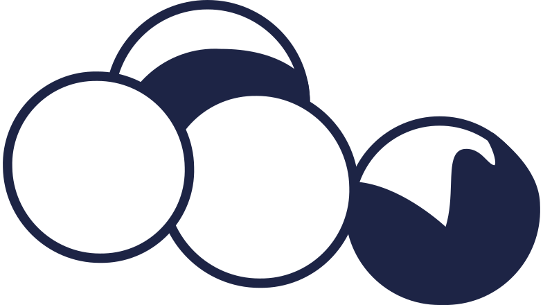 apples 1 line Clipart illustration in PNG, SVG