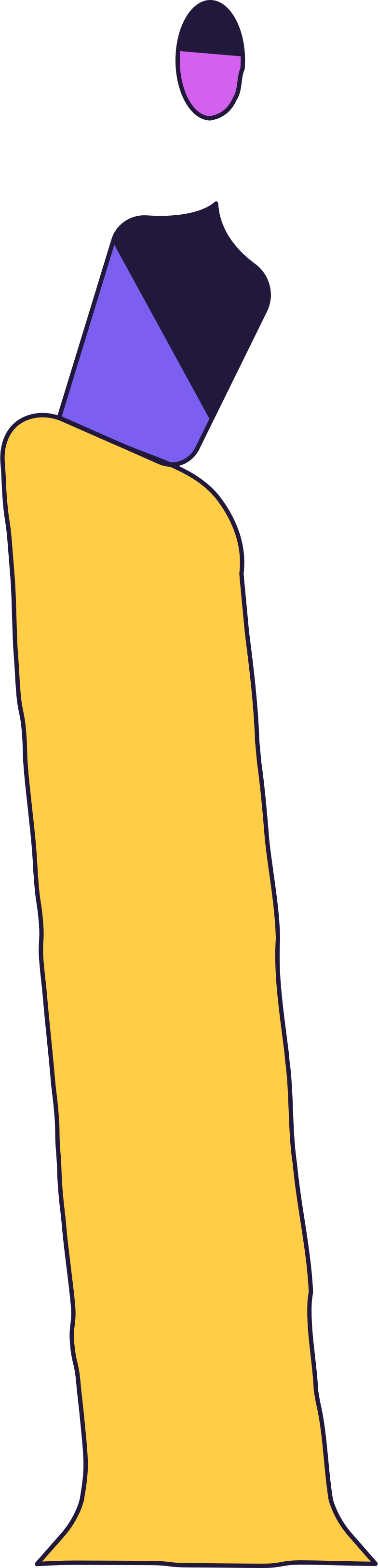 order complete  little person Clipart illustration in PNG, SVG